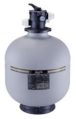 Jandy SFTM Series Top Mount 25 Inch Sand Filter w/ Valve SFTM25