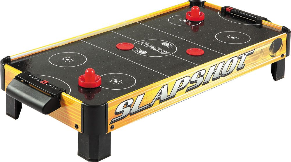 Slapshot 40 Inch Table Top Air Hockey Table