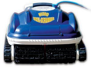 SmartPool Nitro Wall Scrubber60 In-Ground Robotic Pool Cleaner NC71