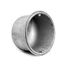 "Hayward HAY-30-686 - Hayward Stainless Steel Spa Niche 1/2"" Rear Hub SP0606C"