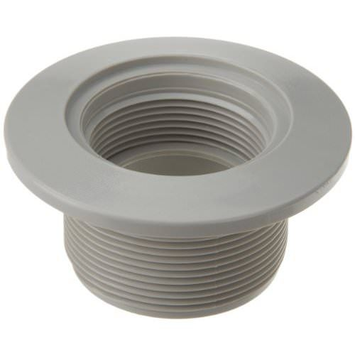 Hayward Threaded Inlet Fitting 1.5 Inch Gray SP1022SGR