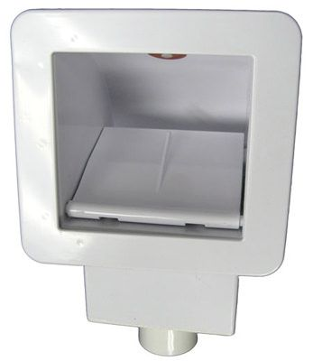 Hayward HAY-25-1670 - Hayward Front Access Spa Skimmer SP1099S
