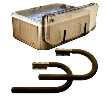 Leisure Concepts LSI-85-119 - Spa Cover Catch Storage System