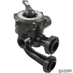 Hayward HAY-06-238 - Hayward 1.5 Inch Multiport Side Mount Sand Filter Valve SPX0710X32