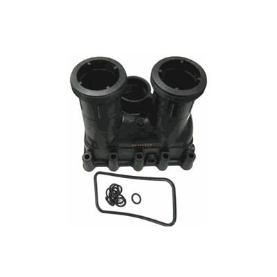 Pentair STA-051-7863 - Pentair MasterTemp / Sta-Rite Max-E-Therm Pool Heater Manifold Body 77707-0206