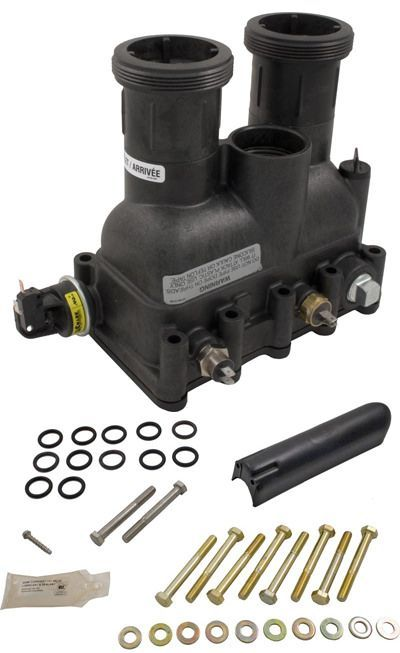 Pentair MasterTemp / Max-E-Therm 200K BTU Manifold Kit 77707-0014