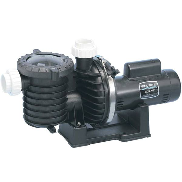 Sta-Rite STA-10-302 - Sta-Rite Max-E-Pro 1 HP Energy Efficient Pump P6E6E-206L