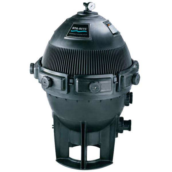 Sta-Rite S8S70 System 3 Sand Filter 3.4 sq. ft - No Valve