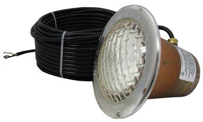 Sta-Rite SwimQuip 500W 120V Pool Light 50 Ft Cord 05086-0050