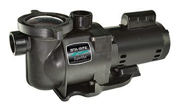 Sta-Rite SuperMax 2 HP Pool Pump - PHK2RA6G-104L