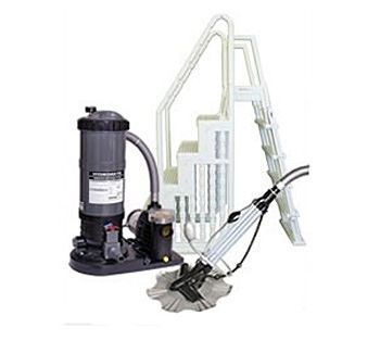 Supreme Small Cartridge Filter Equipment Packages