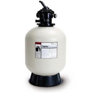 Pentair Tagelus 21 Inch Sand Filter with Top Mount Valve - TA50D