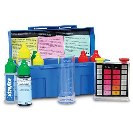 Taylor TAY-45-1110 - Taylor K-1004 Residential Troubleshooter DPD Test Kit
