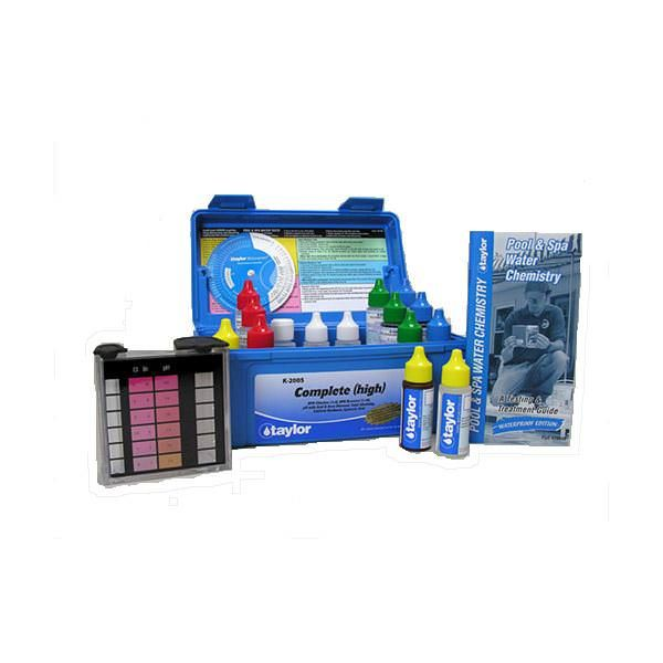 Taylor Complete Service DPD Test Kit - K-2005C