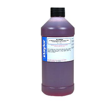 Taylor TAY-45-979 - Taylor Phenol Red pH Indicator Solution #4 R-1003J-F - 32 oz