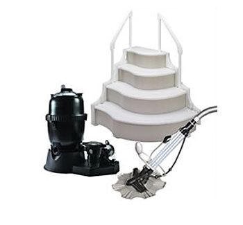 Ultra Sand Filter Equipment Packages
