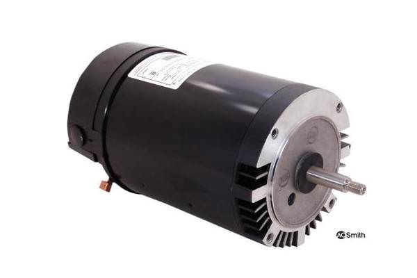 USN1102 1 HP NorthStar Pool Pump Motor 56J Frame C-Face 115/230V