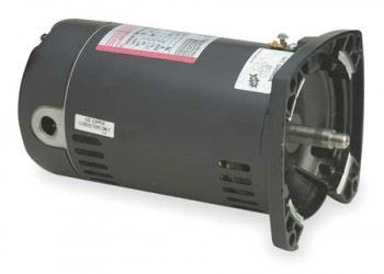 USQ1152 Pool Pump Motor 48Y Frame 1.5 HP Square Flange 115/230V