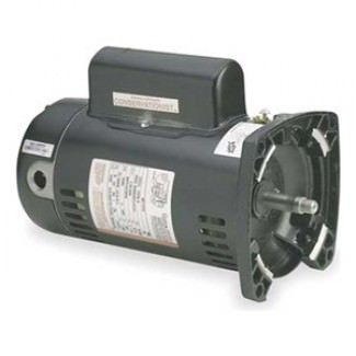 USQ1252 Pool Pump Motor 48Y Frame 2.5 HP Square Flange 230V