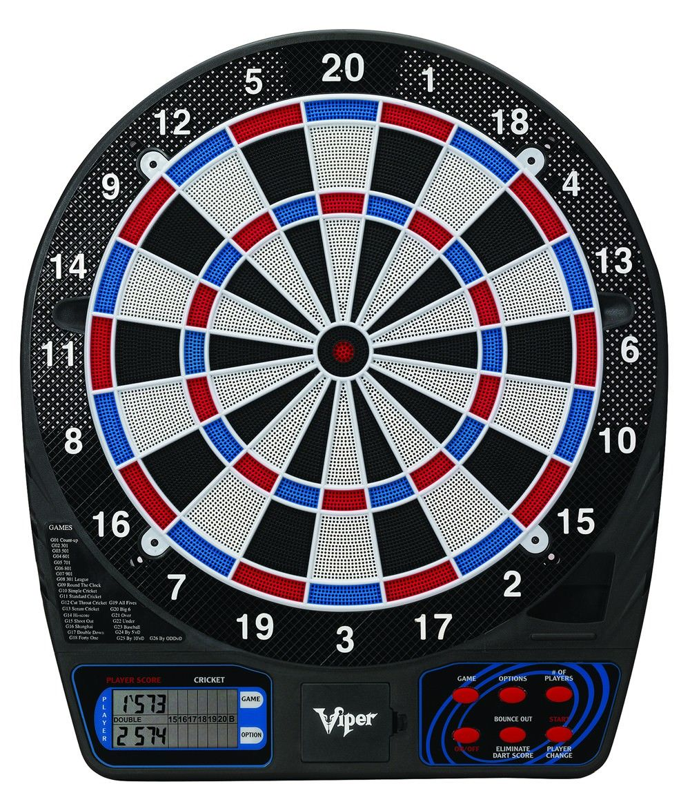 Viper 777 Electronic Dartboard