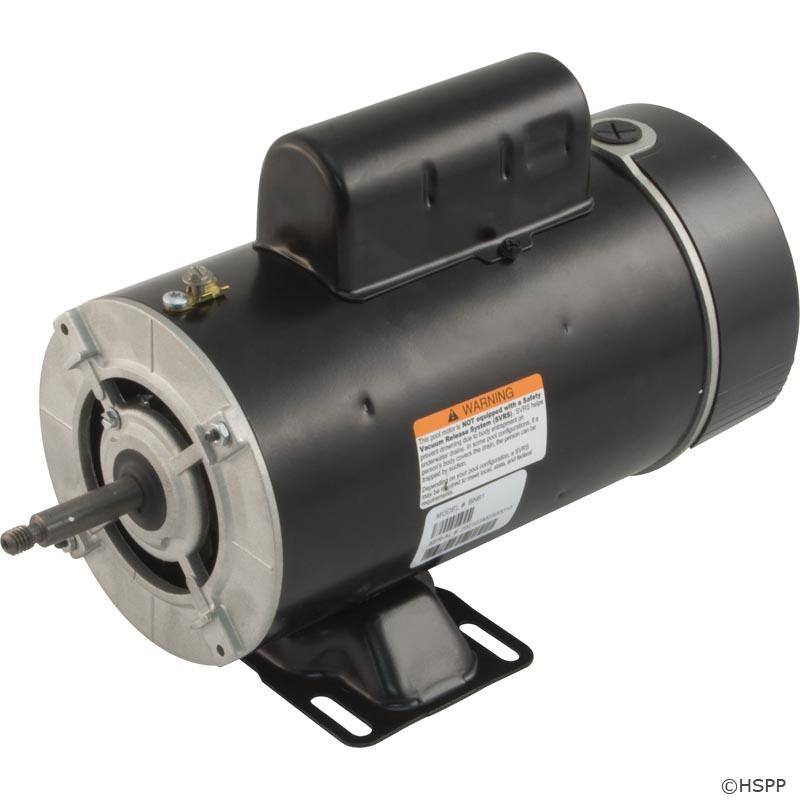 Bn61 2 Hp 2 Speed 48y Frame Thru Bolt Pump Motors On Sale