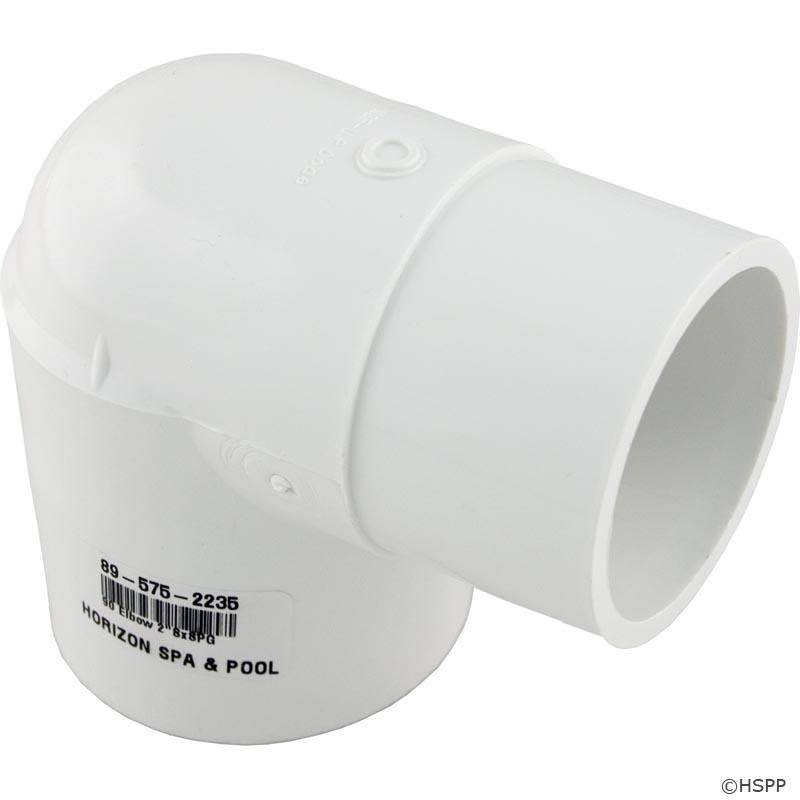 Quot schedule pvc degree street elbows on sale at