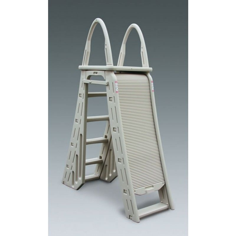 Confer Roll Guard A Frame Pool Ladders On Sale At Yourpoolhq