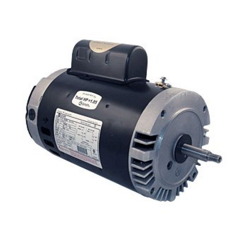 B2975 2 speed 1 hp pool pump motors on sale at yourpoolhq for Pool motors for sale