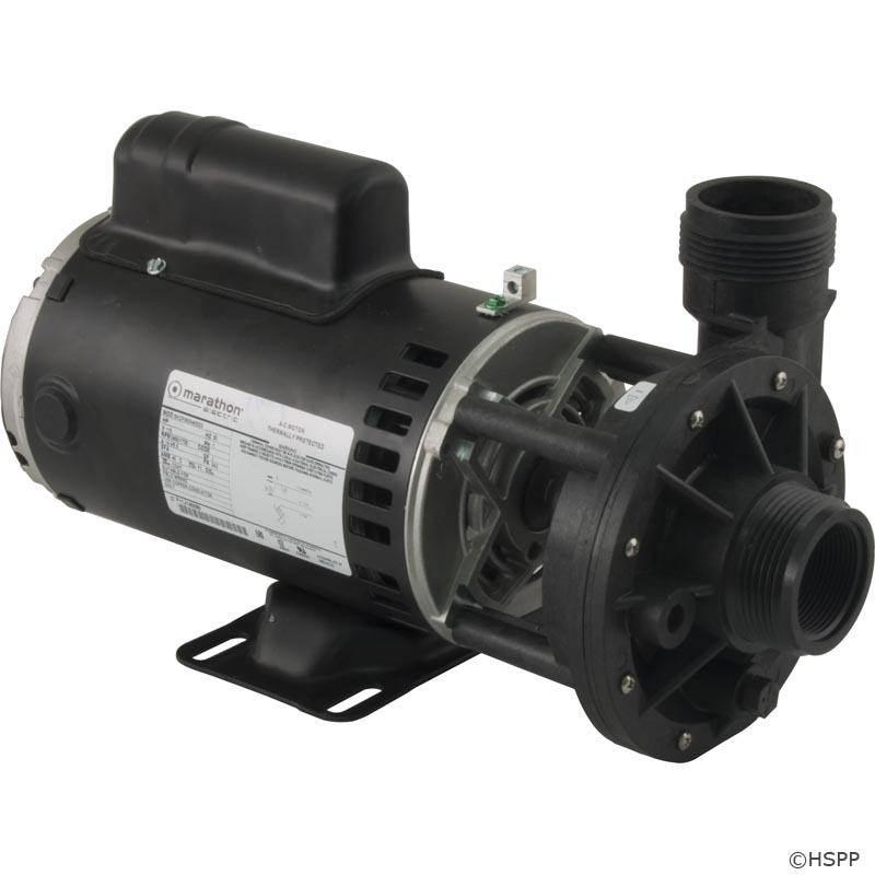 Aqua Flo Flo Master Spa Pump 02115000 1010 On Sale At
