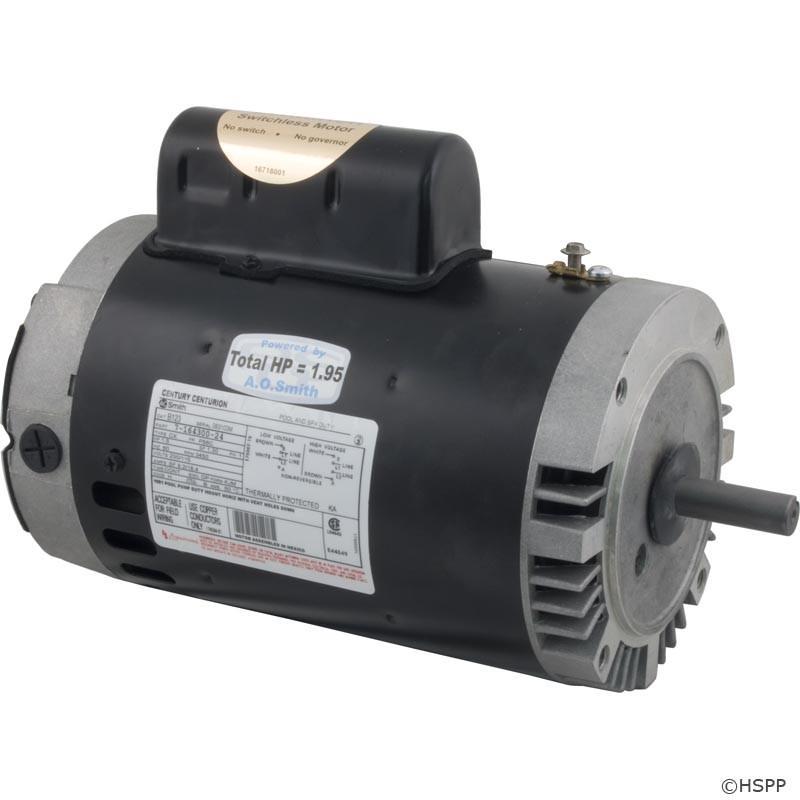 B123 1 5 Hp Pump Motors On Sale At Yourpoolhq
