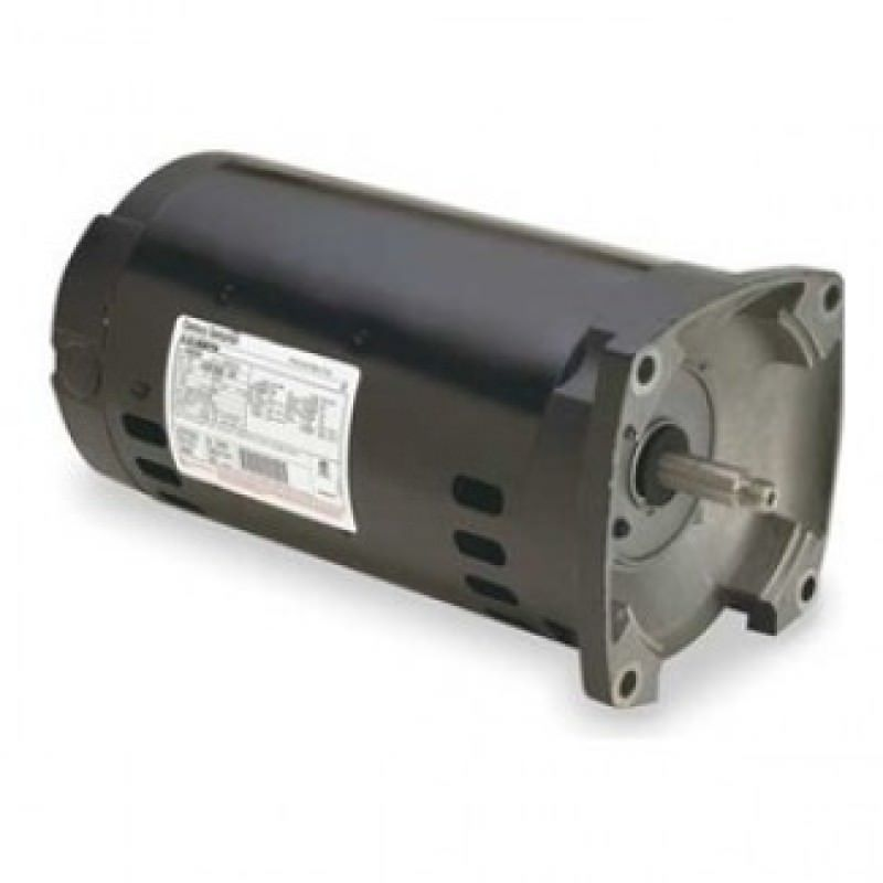H637 pool pump motor 2 hp is on sale at yourpoolhq for Square flange pool pump motor