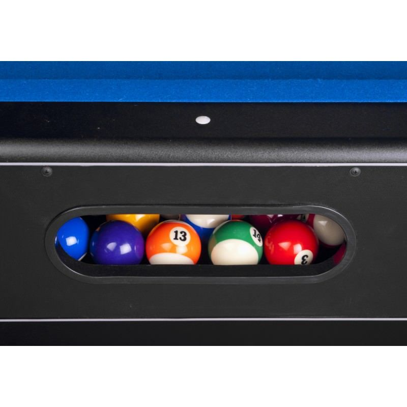 8 Foot Blue Felt Pool Tableson Sale At Yourpoolhq