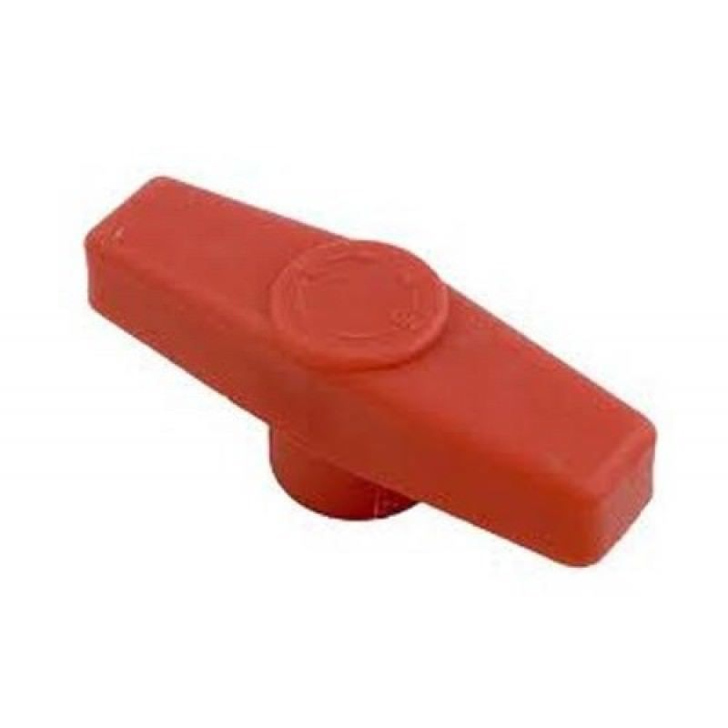 Jandy R0444100 Red Ball Valve Handles On Sale At Yourpoolhq