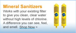 Spa Mineral Sanitizers