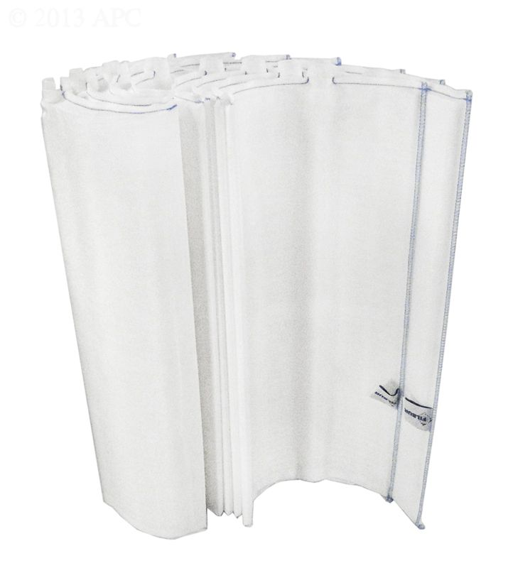 DE Filter Grid Set 24 inch for 48 Sq Ft Filters - 7 Full, 1 Partial - FC-9540