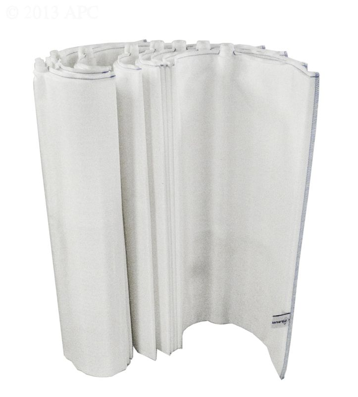 DE Filter Grid Set 30 inch for 60 Sq Ft Filters - 7 Full, 1 Partial - FC-9550