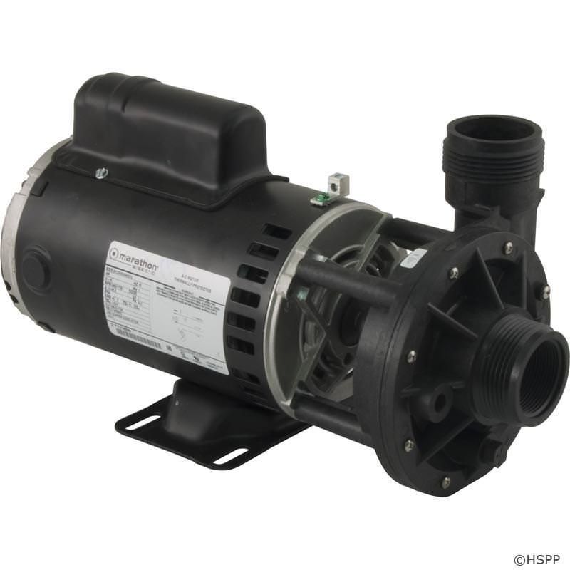 Aqua-Flo Flo-Master FMHP 1.5 HP 2 Speed 115V Spa Pump 02115000-1010