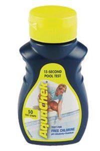 Aquachek Chlorine Test Strips