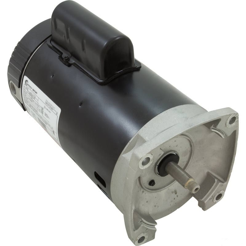B855 Pool Pump Motor 56Y Frame 2 HP Square Flange 230V - Up Rate
