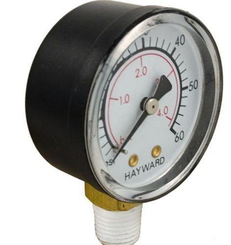 Hayward ECX270861 Filter Pressure Gauge - Bottom Mount