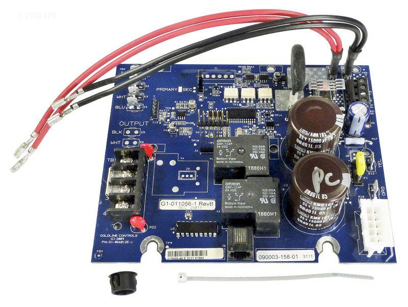Hayward GLX-PCB-RITE Aqua Rite Main Printed Circuit Board