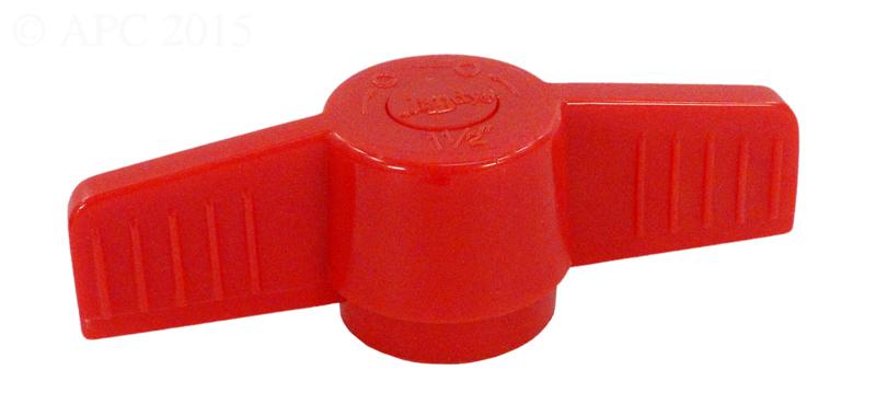 Jandy R0444100 Red Ball Valve Handle