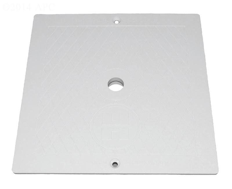 Hayward SP1080 Series 10 Inch Square Skimmer Lid SPX1082E - White