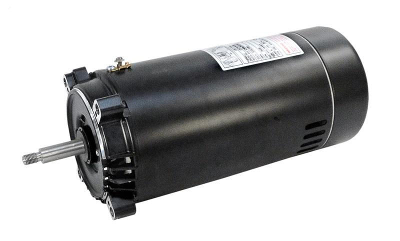 UST1152 Pool Pump Motor 1.5 HP 56J Frame C-Face 115/230V