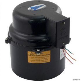 Air Supply 6310220 Silencer Spa Blower 1 HP 220V
