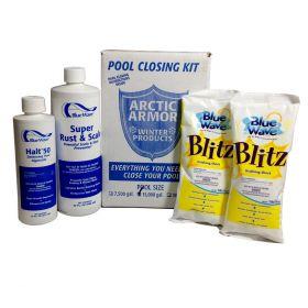 Arctic Armor Chlorine-Free Pool Winter Closing Kit - 15,000 Gallon