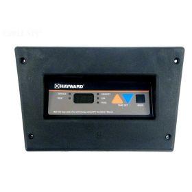 Hayward H Series ED2 Heater Control Bezel Assembly HAXCPA1932