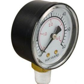 Hayward Filter Bottom Mount Pressure Gauge ECX270861