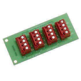 Jandy 6584 AquaLink Multiplex PCB