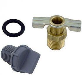 Raypak Drain Plug 006721F
